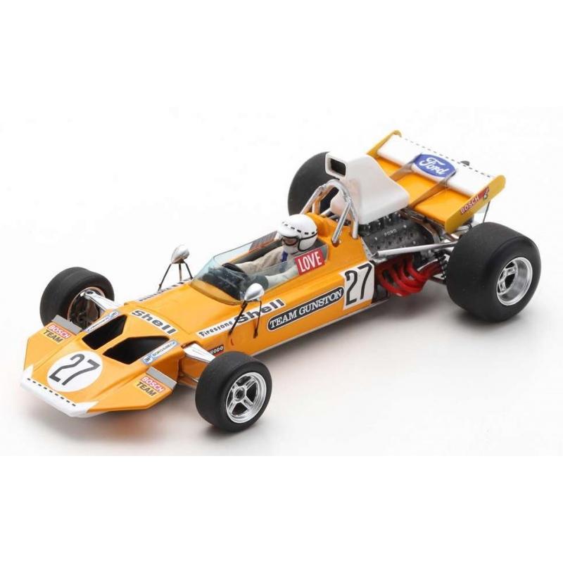 SPARK Surtees TS9 n°27 Love Kyalami 1972 (%)