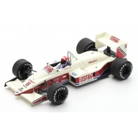 SPARK Arrows A10B n°18 Cheever Monza 1988