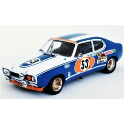 TROFEU Ford Capri MK I 2600 RS n°53 24h Le Mans 1972