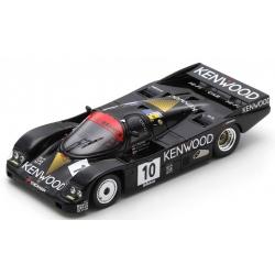 SPARK S7509 Porsche 962 C n°10 24H Le Mans 1986