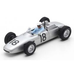SPARK S7516 Porsche 804 n°18 Bonnier Monza 1962