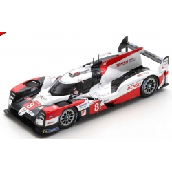 SPARK Toyota TS050 - Hybrid n°8 Vainqueur 24H Le Mans 2020