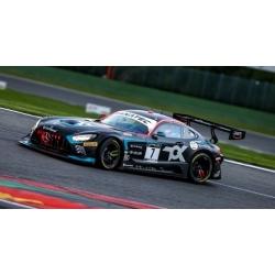 SPARK SB441 Mercedes AMG GT3 n°7 24H Spa 2021
