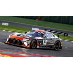 SPARK SB448 Mercedes AMG GT3 n°87 24H Spa 2021