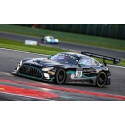 SPARK SB450 Mercedes AMG GT3 n°20 24H Spa 2021