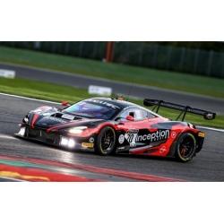 SPARK SB453 McLaren 720S GT3 n°70 24H Spa 2021