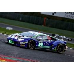 SPARK SB455 Lamborghini Huracan GT3 EVO n°14 24H Spa 2021