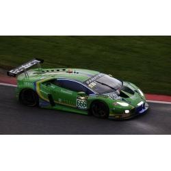 SPARK SB469 Lamborghini Huracan GT3 EVO n°666 24H Spa 2021