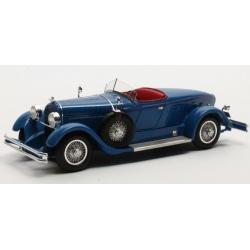 "MATRIX MX50406-041 Duesenberg Model X McFarlan ""Boat Roadster"" 1927"