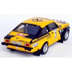 TROFEU DSN05 Opel Kadett C GT/E n°3 Mikkola Monte Carlo 1976