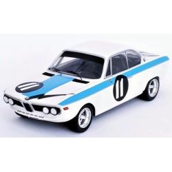 TROFEU RRAC25 BMW 2800 CS n°11 6h Nova Lisboa 1970