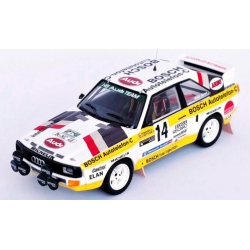TROFEU RRAT05 Audi Sport quattro n°14 Mayer internationales Steiermark Rallye 1985