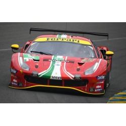 LOOKSMART LSLM122 Ferrari 488 GTE EVO n°52 24H Le Mans 2021