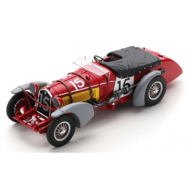 SPARK Alfa Romeo 8C n°15 24H Le Mans 1935