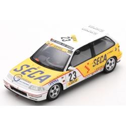 SPARK SB137 Honda Civic EF9 n°23 24H Spa 1990