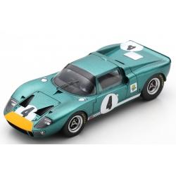 SPARK SB184 Ford GT40 n°4 1000 KM Spa 1967