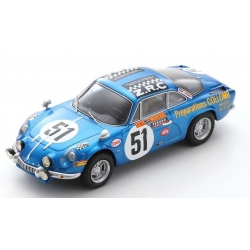 SPARK Alpine A110 n°51 24H Le Mans 1968