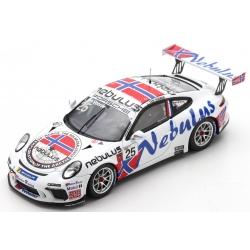 SPARK SG714 Porsche 911 GT3 Cup n°25 ten Voorde Carrera Cup Germany Champion 2020