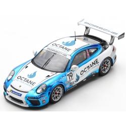 SPARK UK011 Porsche 911 GT3 Cup n°19 Carrera Cup King UK Champion 2020