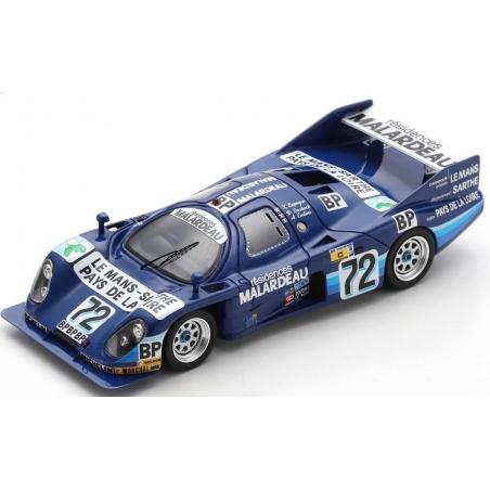 SPARK Rondeau M382 Ford n°72 24H Le Mans 1983