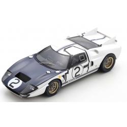 SPARK Ford GT40 MK2 n°2 24H Le Mans 1965