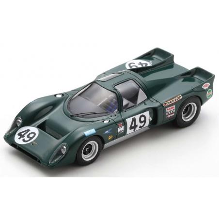 SPARK Chevron Ford B16 n°49 24H Le Mans 1970