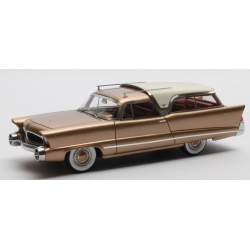 MATRIX MX50303-042 Chrysler Plainsman Concept restored 1956