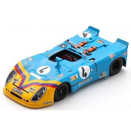 SPARK Porsche 908/02 n°4 24H Le Mans 1973