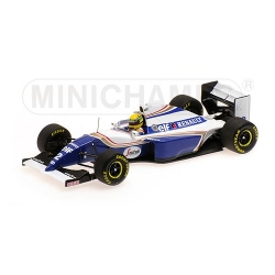 MINICHAMPS 547940102 Williams Renault FW16 Senna Interlagos 1994