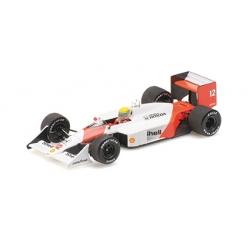 MINICHAMPS 547884512 McLaren Honda MP4/4 Senna Suzuka 1988