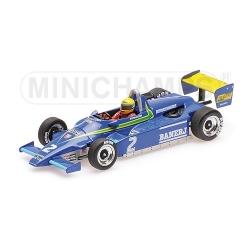 MINICHAMPS 547824302 Ralt Toyota RT3 Senna Vainqueur Thruxton F3 1982