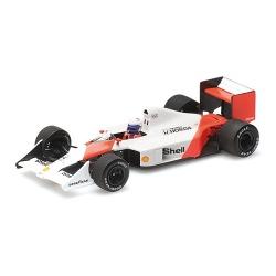 MINICHAMPS 537884399 McLaren Honda MP4/4B Prost Test 1988
