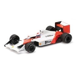 MINICHAMPS 537884199 McLaren Honda MP4/4B Pirro Test 1988