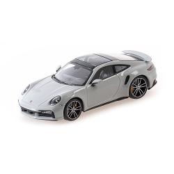 MINICHAMPS 410069470 Porsche 911 (992) Turbo S 2020