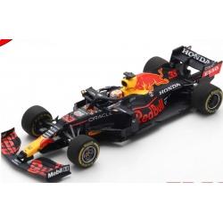 SPARK S7666 Red Bull Honda RB16B n°33 Verstappen Winner Emilie Romagne 2021