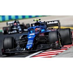 MINICHAMPS 417211231 Alpine A521 Ocon Winner Hungaroring 2021
