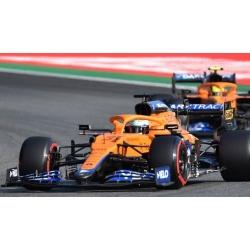 MINICHAMPS 537215803 McLaren Mercedes MCL35M Ricciardo Winner Monza 2021