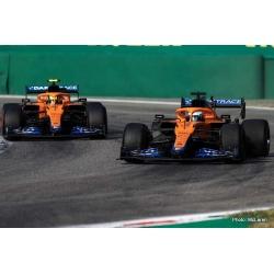MINICHAMPS 532210304 BOX McLaren Ricciardo / Norris Monza 2021