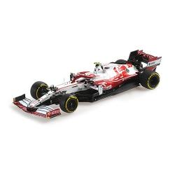 MINICHAMPS 417210199 Alfa Romeo C41 Giovinazzi Bahrain 2021