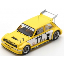 SPARK US060  Renault Le Car Turbo n°77 Jacquemart Road Atlanta IMSA GTU 1981