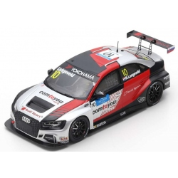 SPARK S8958 Audi RS3 LMS n°10 Langeveld WTCR Slovakia Ring 2019