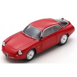 """SPARK S9048 Alfa Romeo Giulietta Sport Zagato """"Coda Tronca"""" 1962"""
