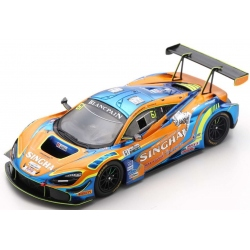 SPARK SA208 McLaren 720S GT3 n°61 Blancpain GT World Challenge Asia 2019