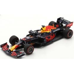 SPARK S7674 Red Bull Honda RB16B n°33 Verstappen Barcelona 2021