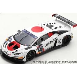 SPARK S9607 Lamborghini Huracán GT3 EVO n°519 Vainqueur FIA Motorsport Games GT Cup Vallelunga 2019