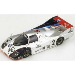 SPARK SG075 Porsche 936 J n°2 Wollek Hockenheim DRM 1982