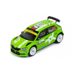 IXO RAM777 Skoda Fabia R5 Evo n°23 Kopecky Monza 2020