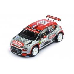 IXO RAM775 Citroen C3 R5 n°30 Rossel Monza 2020