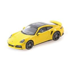 MINICHAMPS 410069472 Porsche 911 (992) Turbo S 2020