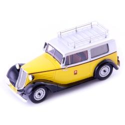 AUTOCULT 08017 Tatra 57B PTT 1947